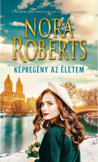 Nora Roberts.: Képregény az életem