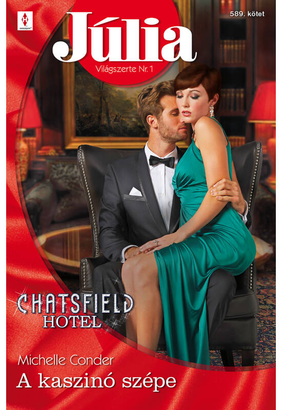 Michelle Conder: A kaszinó szépe