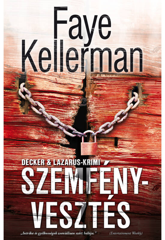 Faye Kellerman: Szemfényvesztés