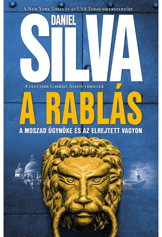 Daniel Silva: A rablás