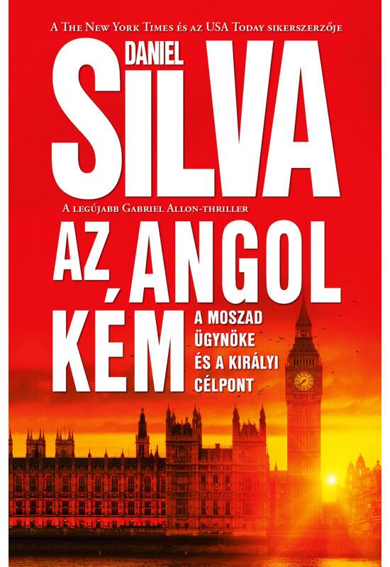 Daniel Silva: Az angol kém