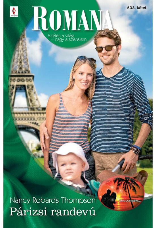 Nancy Robards Thompson: Párizsi randevú