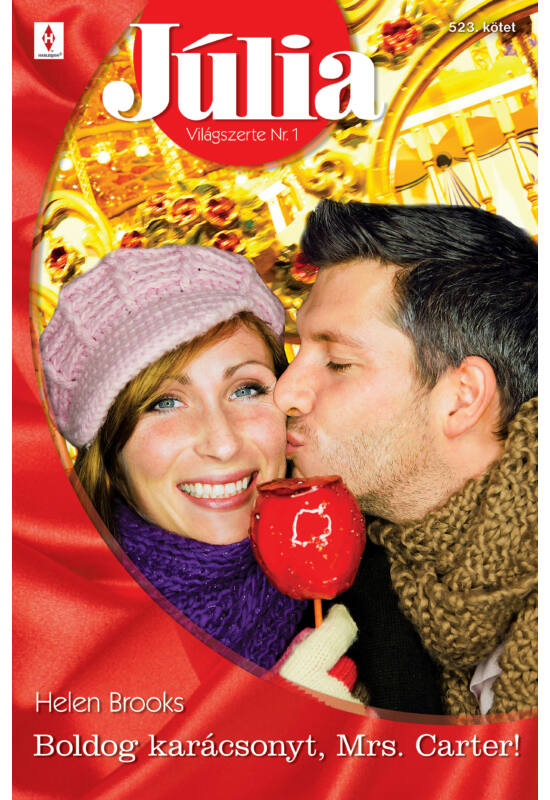 Helen Brooks: Boldog karácsonyt, Mrs. Carter!