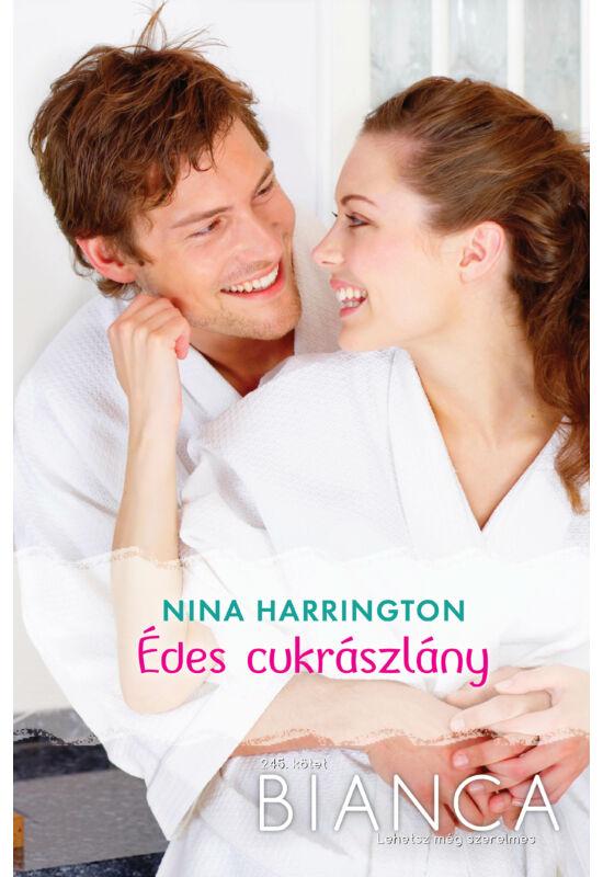 Nina Harrington: Édes cukrászlány