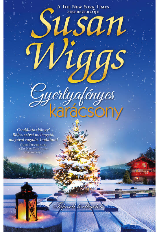 Susan Wiggs: Gyertyafényes karácsony