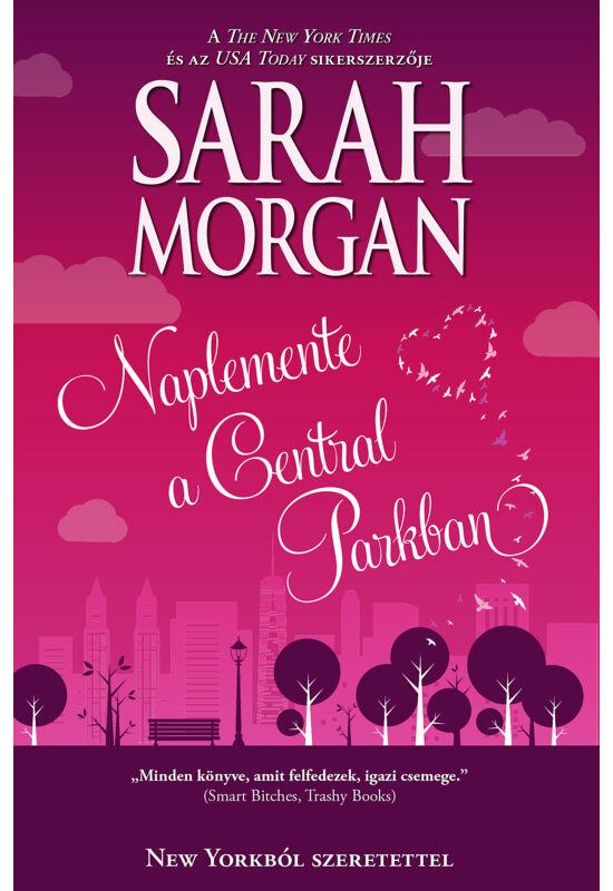Sarah Morgan: Naplemente a Central Parkban