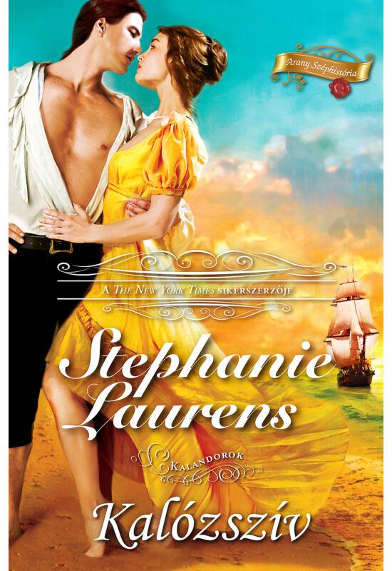 Stephanie Laurens: Kalózszív