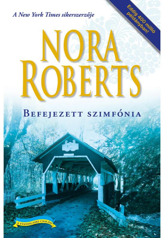 Nora Roberts: Befejezett szimfónia