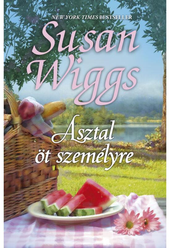 Susan Wiggs: Asztal öt személyre