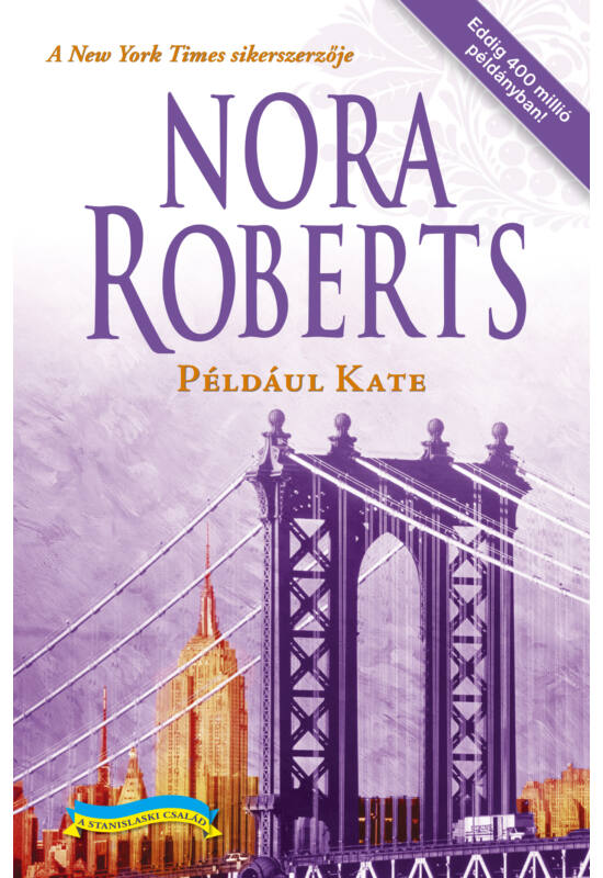 Nora Roberts: Például Kate