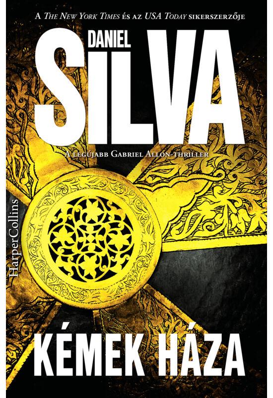 Daniel Silva: Kémek háza