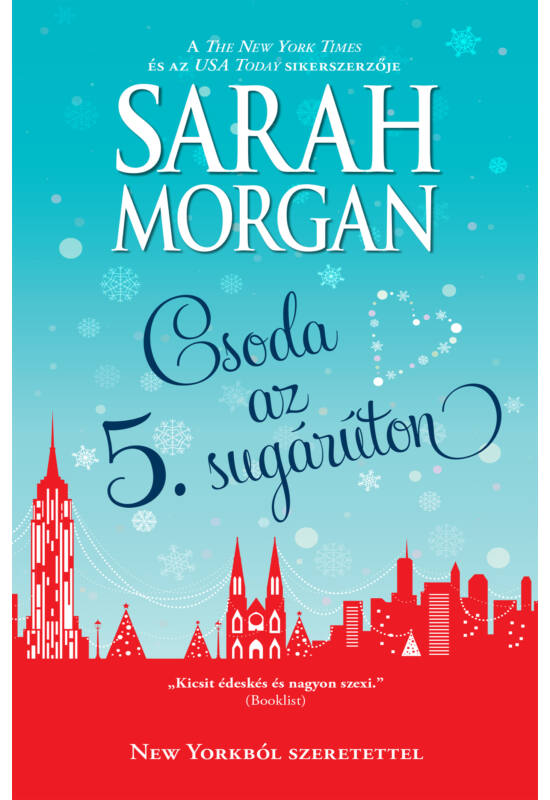 Sarah Morgan: Csoda az 5. sugárúton