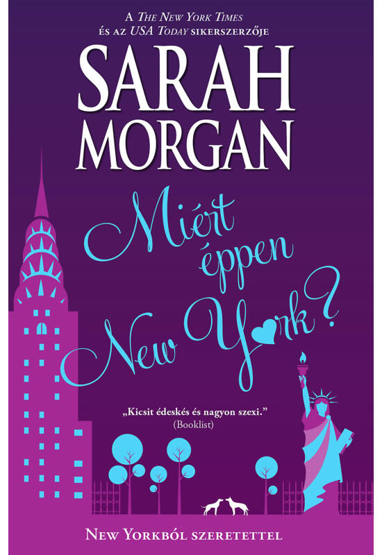 Sarah Morgan: Miért éppen New York?