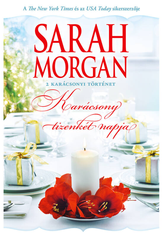 Sarah Morgan: Karácsony tizenkét napja