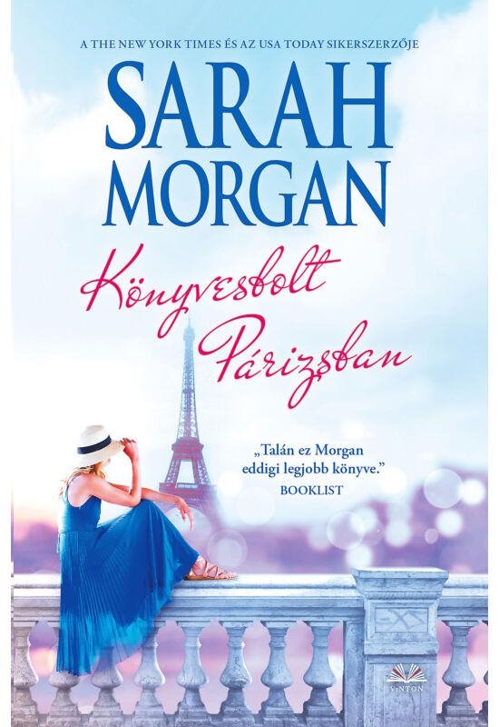 Sarah Morgan: Könyvesbolt Párizsban