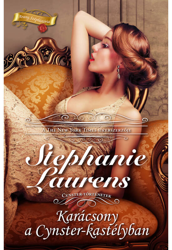 Stephanie Laurens: Karácsony a Cynster-kastélyban