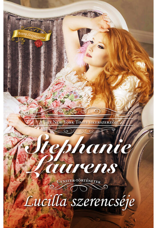 Stephanie Laurens: Lucilla szerencséje
